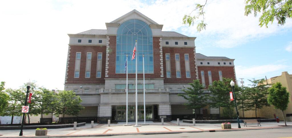 Christiansburg Blacksburg Montgomery County Courthouse